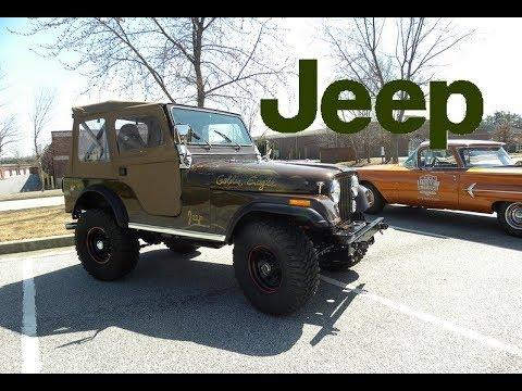 Jeep CJ-5 Restoration Project