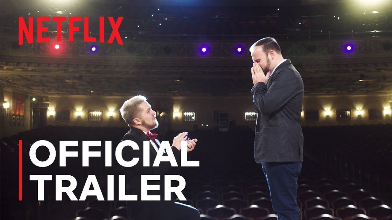 Download Say I Do   Official Trailer   Netflix