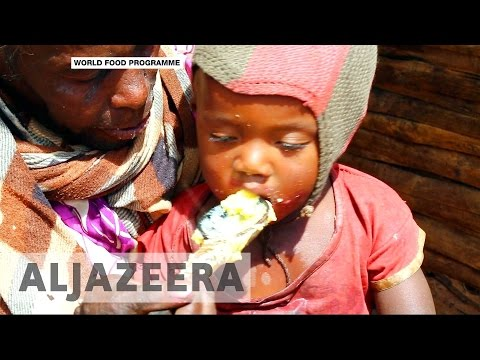 Madagascar drought leaves thousands desperate for food