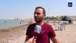 الشاطئ الجنوبي في العقبة .. خدمات متدنية ورقابة غائبة  (11/10/2019)