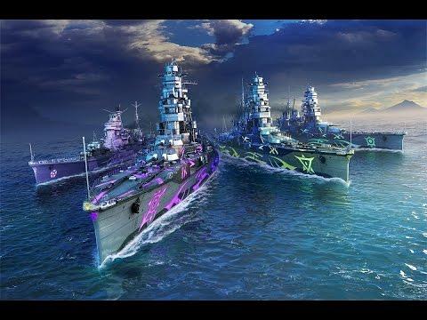 World Of Warships: Fog Fleet Returns