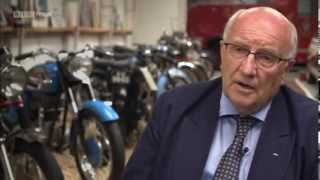 The Glory Days of British Motorbikes - BBC Cafe Racers Part 1