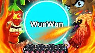 Agar.io WunWun '' Did You Miss WunWun '' TOP 20 WunWun Scene / FIRST VANISH-POPSPLIT