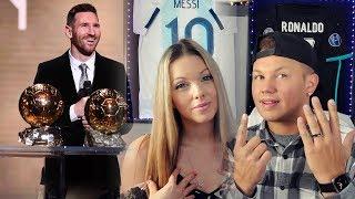 Lionel Messi wins Ballon d'Or 2019 REACTION