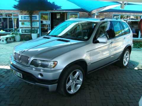 2002 BMW X5 4.6 IS A/T Auto For Sale On Auto Trader South Africa ...