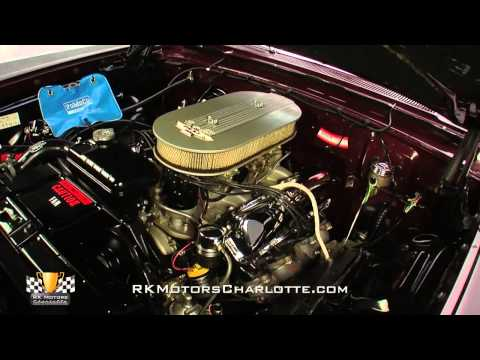 134183 / 1964 Ford Galaxie 500
