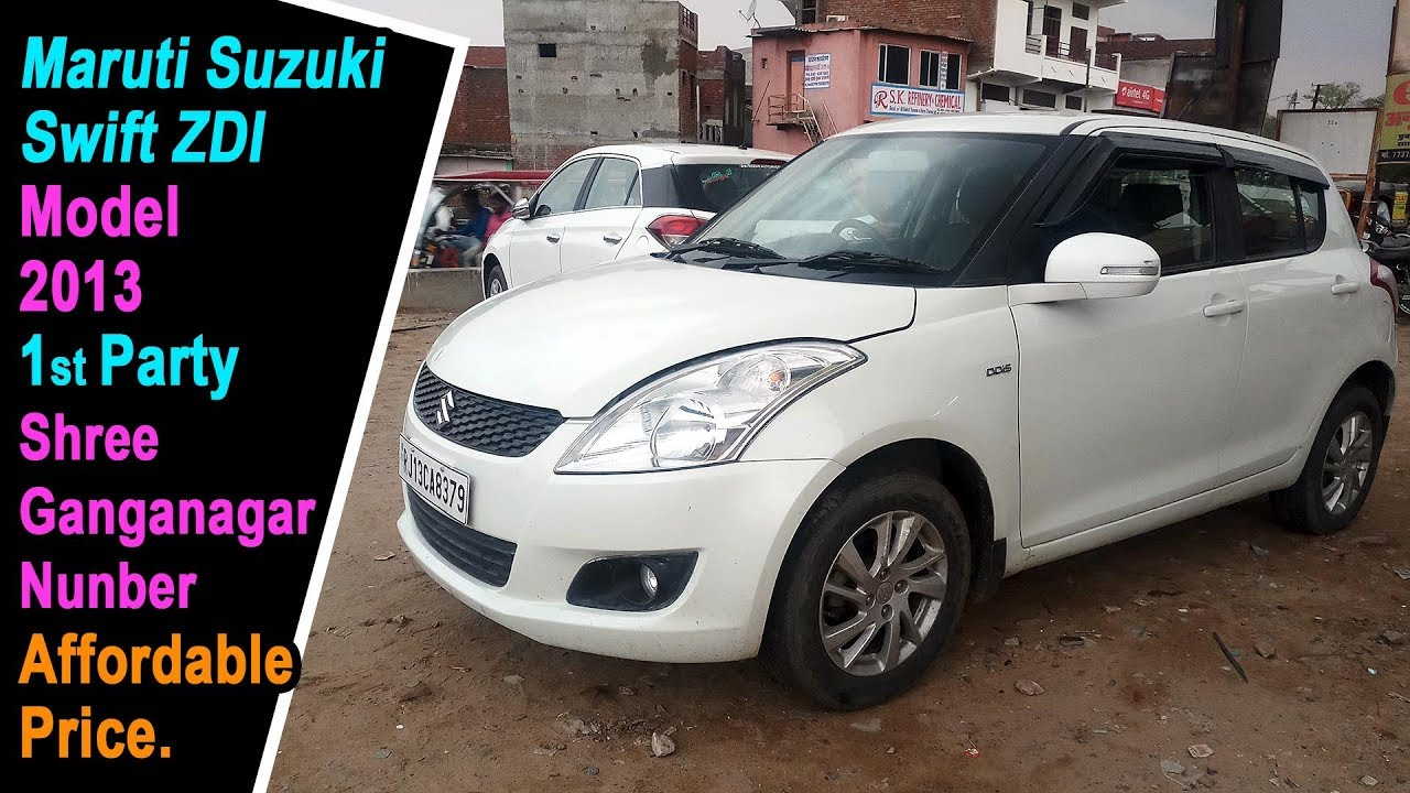 Maruti Swift 2013 Price Maruti Suzuki S...