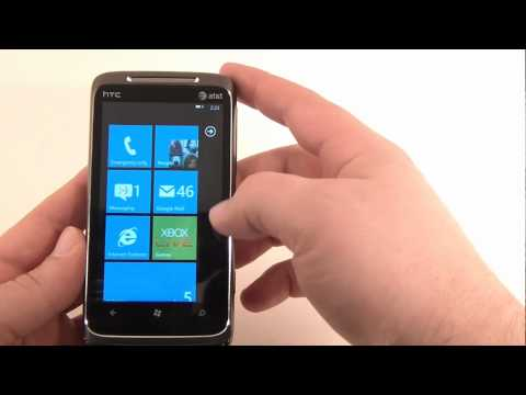 HTC 7 Surround bemutató (HUN)