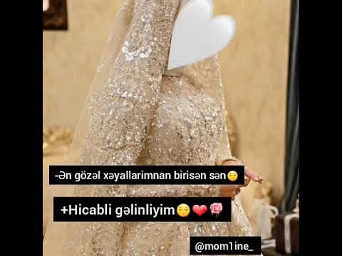 Hicabli Gəlinlik Insta Mom1ine Youtube