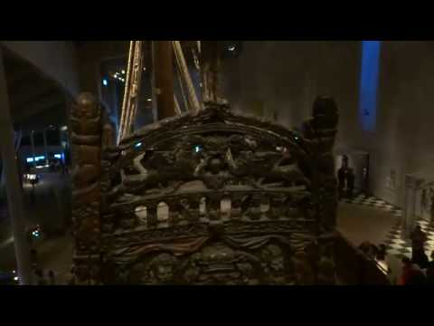 OurTour visit the Vasa Museum in Stockholm, Sweden