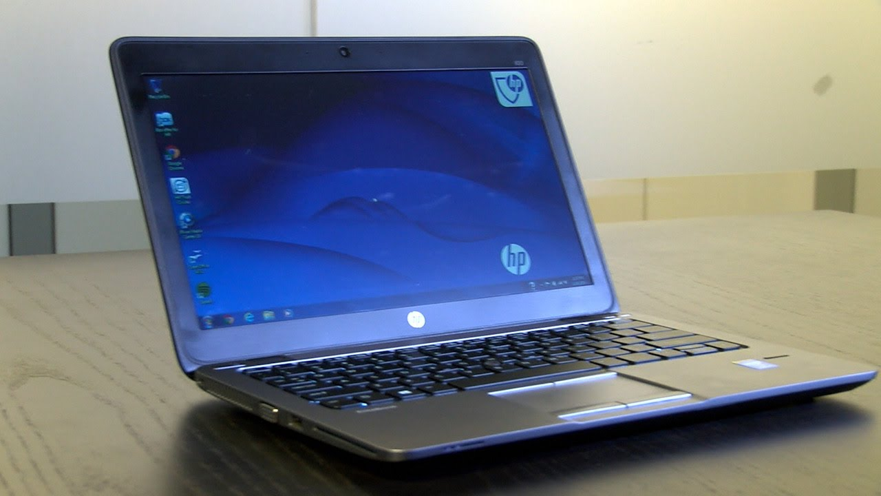 Review: HP EliteBook 820 with Windows 7