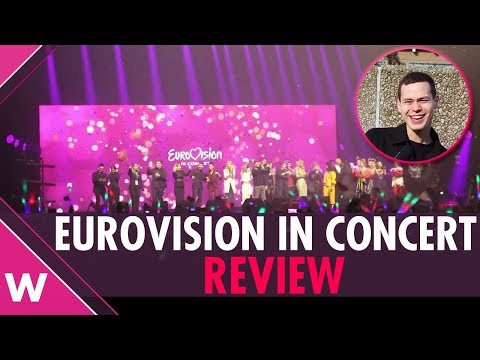Eurovision in Concert 2019: Full show review