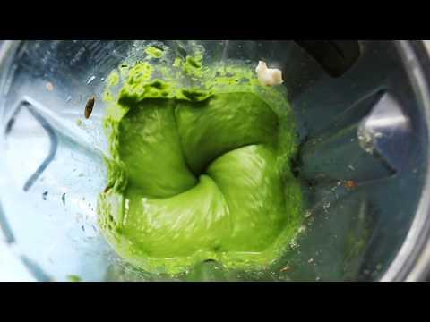 Green Smoothie Recipe with Hawaiian Spirulina