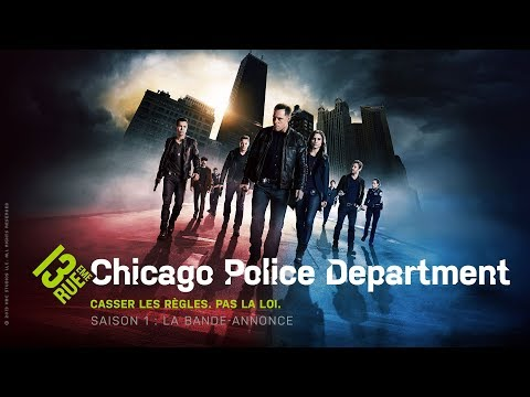 Chicago Police Department : la bandeannonce