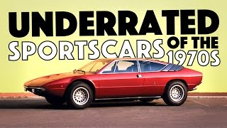 10 Underrated Sports Cars Of The '70s