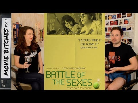 Battle of The Sexes | Movie Review | MovieBitches Ep 165