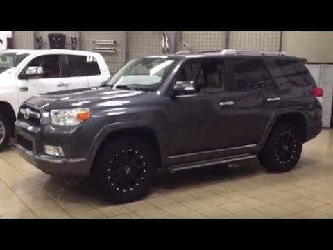 2010 toyota 4runner limited review youtube. Black Bedroom Furniture Sets. Home Design Ideas