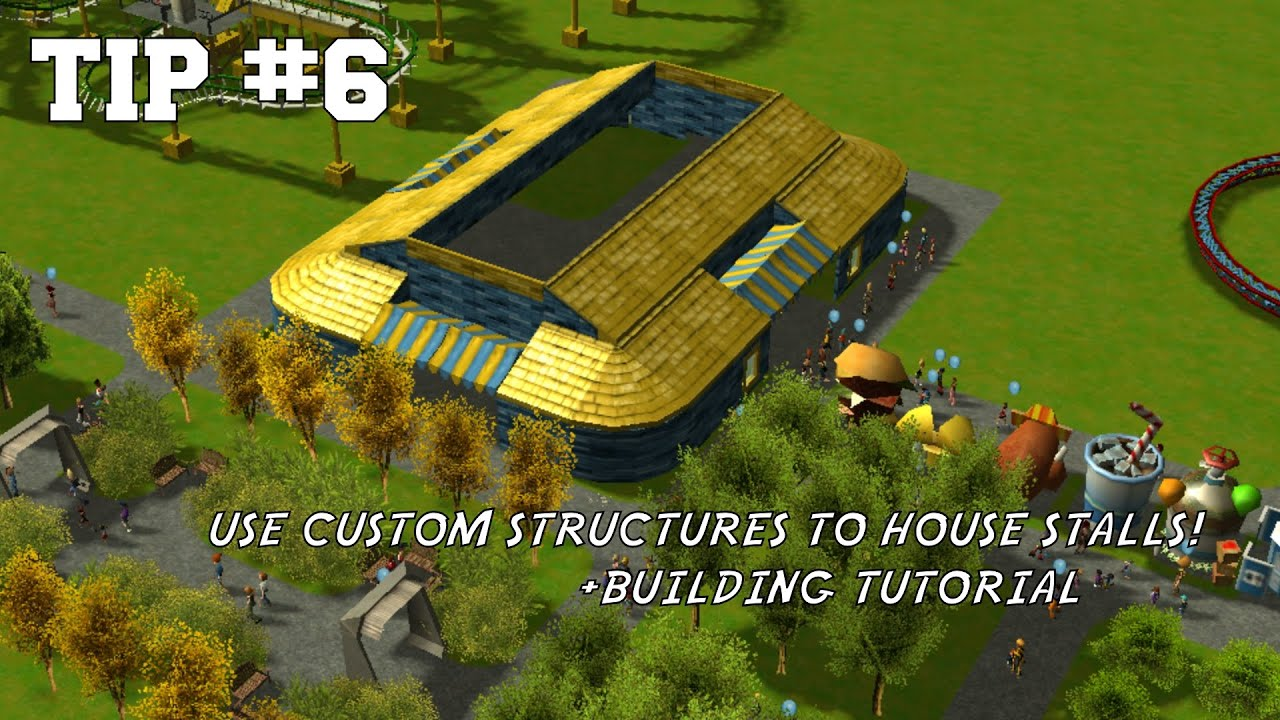 rollercoaster tycoon 3 guide