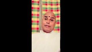 Telugu- Why Non-Vegeterian is not allowed to practice Spiritual Sadhana?