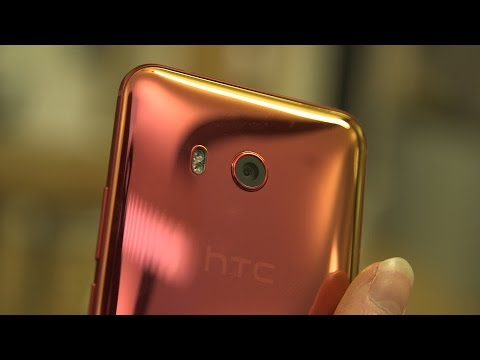HTC U11 hands on review