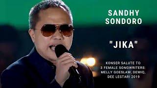 Download lagu Sandhy Sondoro Jika