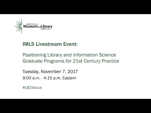 Positioning Library and Information Science Graduate Programs for 21st Century Practice