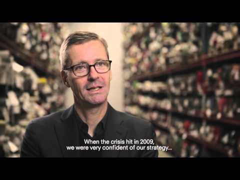 Anders Byriel, CEO Of The Year 2015   Kvadrat   Kvadrat