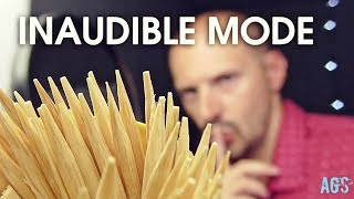 0 Noise ASMR Inaudible Mode (AGS)