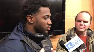 Lavert Hill calls Michigan State week 'personal'