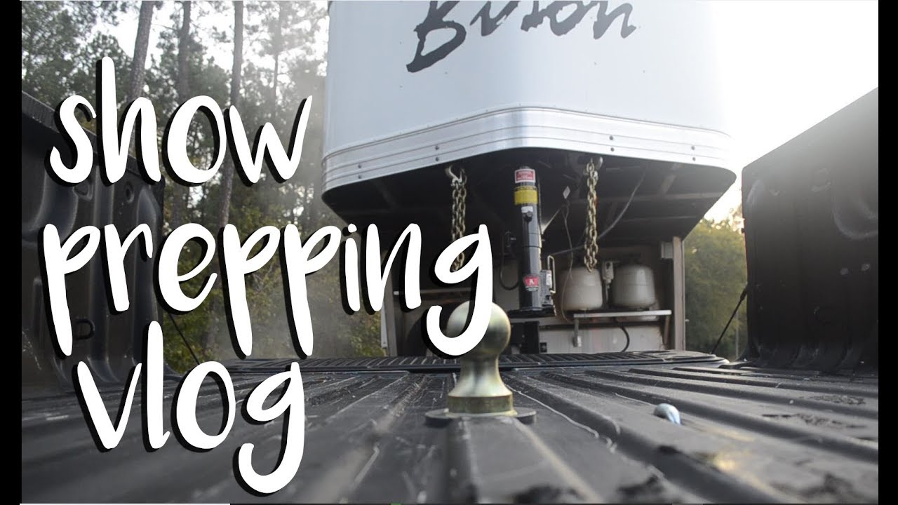 Show Prepping Vlog | EquestrianBliss