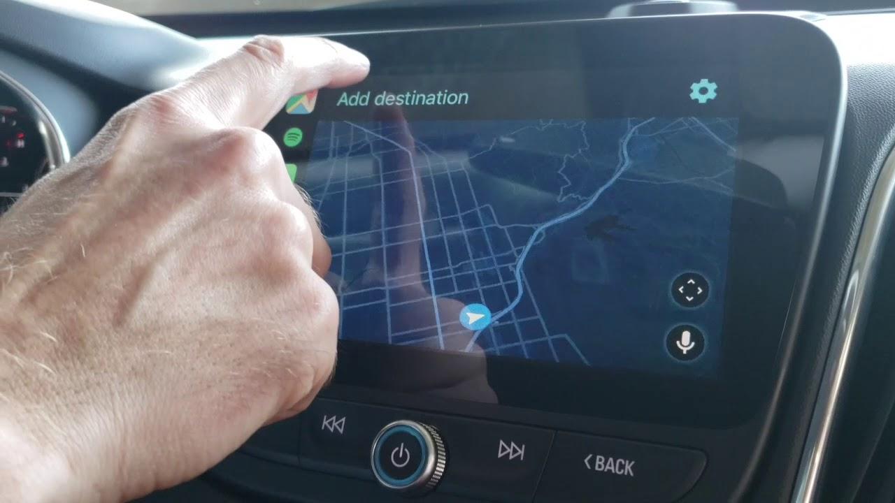 How To Get Google Maps On Apple Carplay Youtube