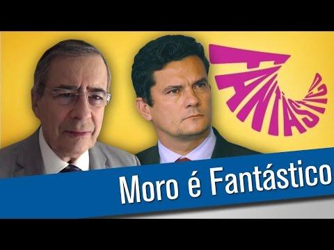 Se o Moro não prender o Lula, a Globo demite ele!
