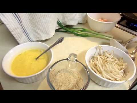 How To Make Easy Shrimp Egg Foo Young - Recipe