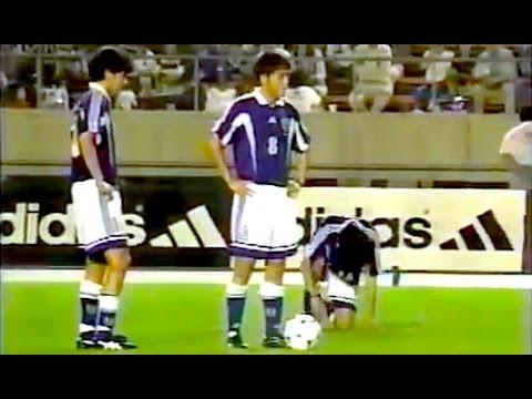 ダブルファンタジスタ 中村俊輔×小野伸二 コンビプレー集 '99