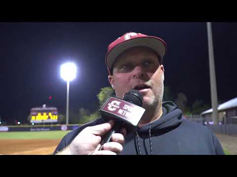 CofC Baseball vs William & Mary Game 2 & 3 - Post Game Interview with Chad Holbrook