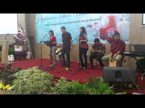 Menari - Maliq (cover) By Akustik Band Interna