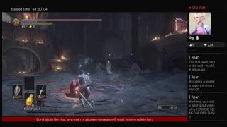 [Lets stream] Dark Souls 3 - Part 6