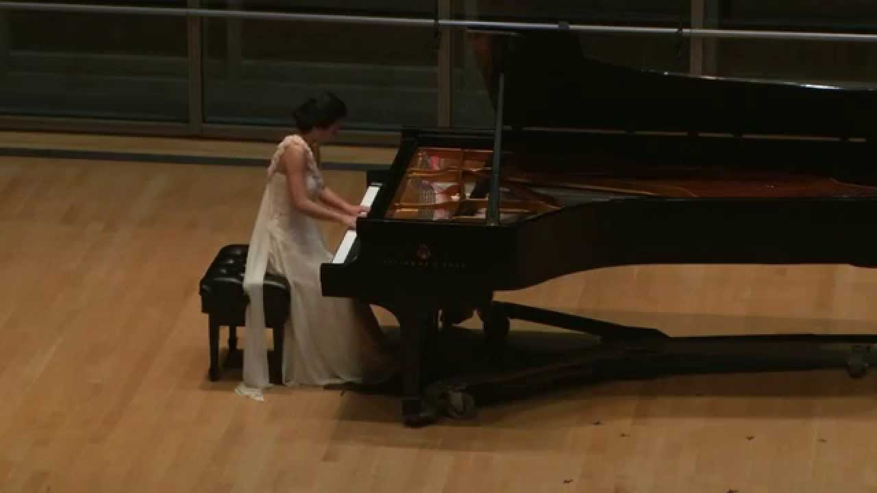 Mozart Piano Sonata No.4 in E flat Major, K282--Luwen Chen