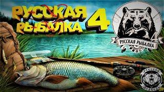 450+ Фарм(с пва) на Ахтубе)Русская  Рыбалка 4  топ игра)