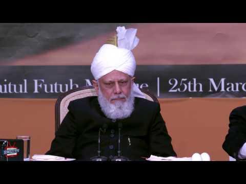Peace Symposium 2017 - Speeches in Full