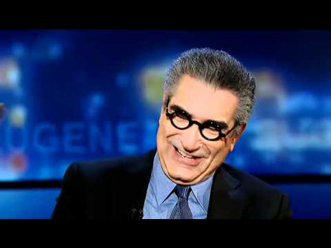 Eugene Levy on Joining the Order of Canada