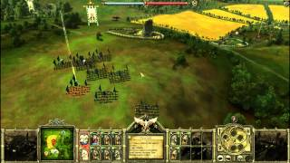 Let's Play King Arthur - The Role-Playing Wargame Part 1