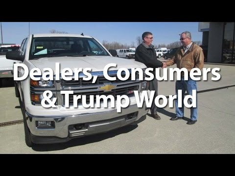 Dealers, Consumers & Trump World - Autoline This Week 2112