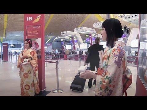 Direct flights resume between Madrid and Tokyo after 18-year hiatus