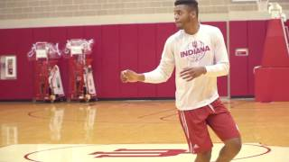 #iubb Summer Workout Clip (May 29, 2017)