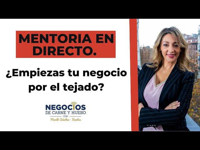 Cuál es el primer paso para lanzar un negocio | MENTORIA DE NEGOCIOS