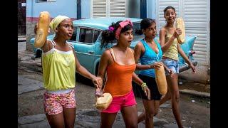10 женщин на 1 мужчину. Что делает кубинская женщина, если ей понравился турист