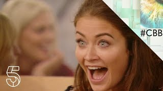 Jess reveals her sex face | Day 2 | Celebrity Big Brother 2018