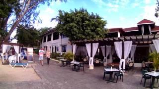 Пляж отеля BelleVue Dominican Bay 3* Доминикана Бока Чика(Видео с пляжа отеля BelleVue Dominican Bay 3*, 2016-02-15T13:58:33.000Z)