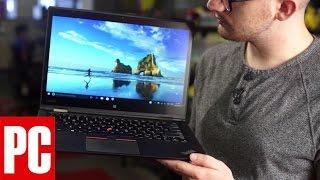 Lenovo ThinkPad X1 Yoga Review